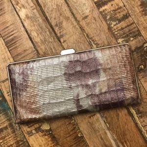 Handbags - Snakeskin wallet (faux)